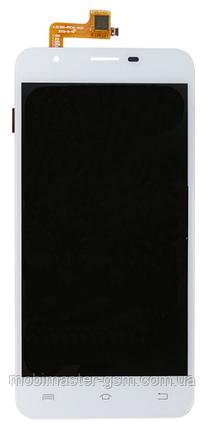 Дисплейный модуль Bravis A551 Atlas white, фото 2