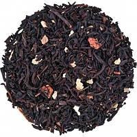 """Чай чорний  'Суничний з ароматом вершків"""" преміум"""