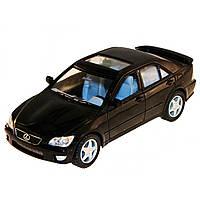 Машина металева Lexus IS 300 Kinsmart KT-5046-W в коробці 16х8,5х7,5см