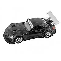 Машина металева BMW Z4 GT3 Автопром, відчиняються двері, в коробці 67315