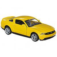 Машина металева Ford Mustang Автопром, відчиняються двері, в коробці 67310