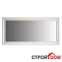 Зеркало для ванной комнаты Атолл Джулия 150 bianco (черный)