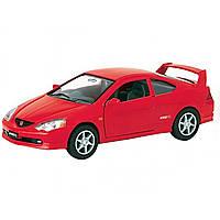 Машина металева Honda Integra Type-RI Kinsmart KT-5053-W в коробці 16х8,5х7,5см