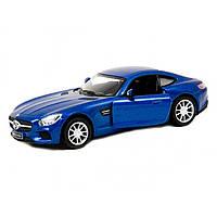 "Машина металева ""Kinsmart"" Mercedes-Amg, в коробці, 16 х8х7,5 см (24) (96) КІ №KT5388 W"