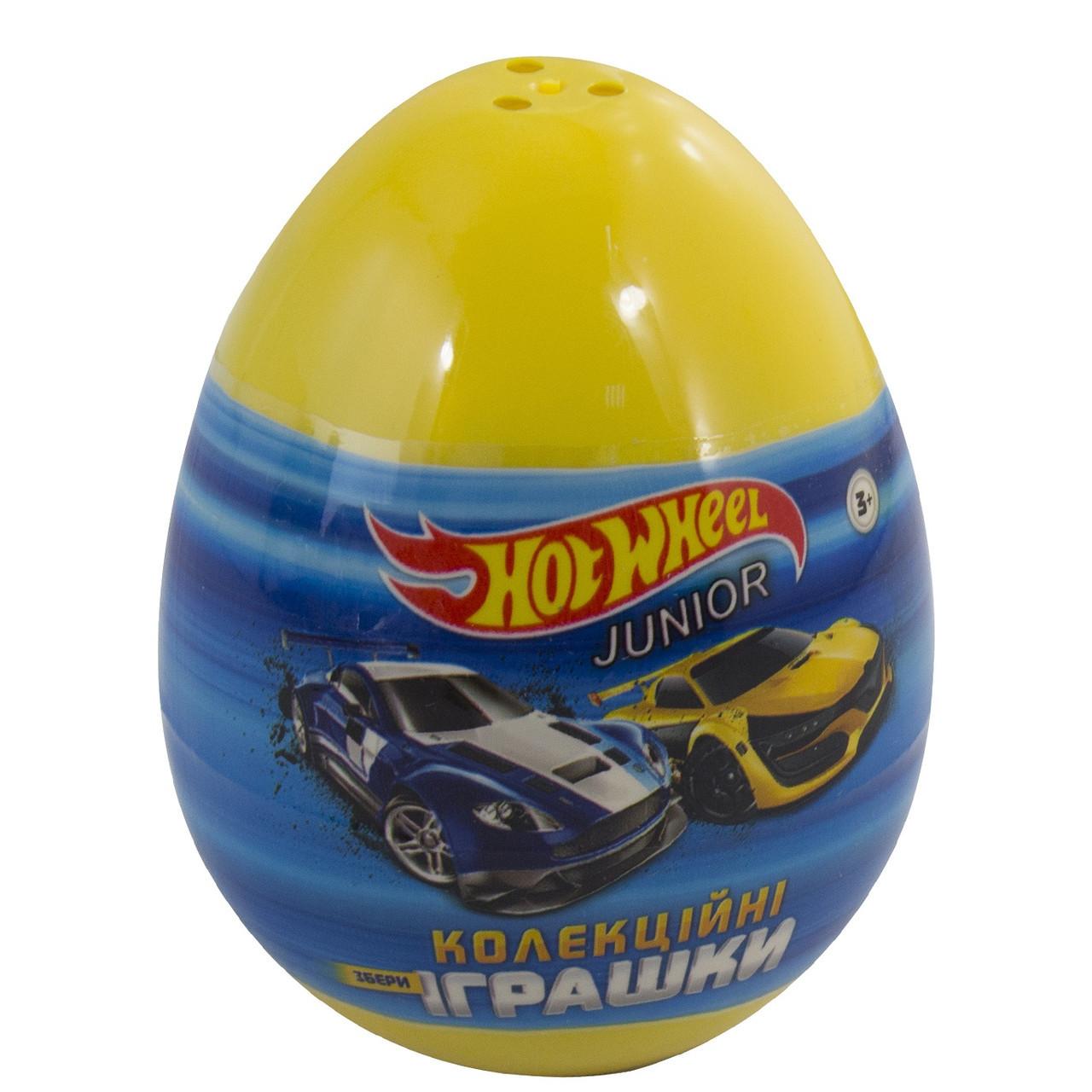 Машина метал.,в яйці,32х25х29см,в боксі №7801HW(36)(288) КІ
