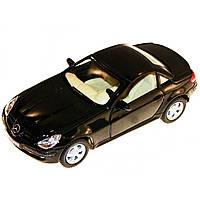 Машина металева Mercedes-Benz SLK-Class Kinsmart KT-5095-W в коробці