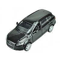 Машина металева Audi Q7 Автопром, відчиняються двері, в коробці 67305