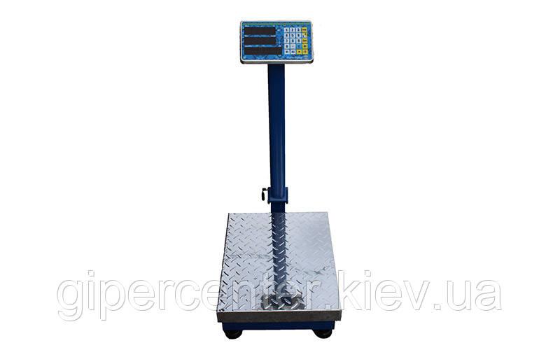 Весы товарные Вагар VB-P до 150 кг, 400х500 мм, со стойкой