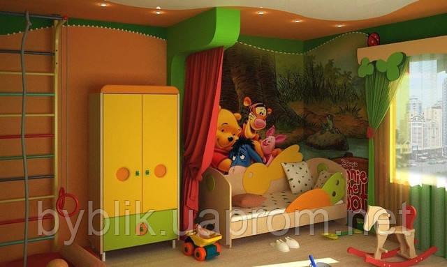 Детская комната мечты