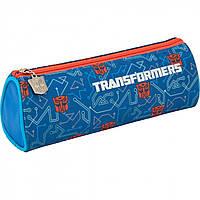"""Пенал """"Kite"""" Transformers м'який, тубус (28) №TF17-667"""