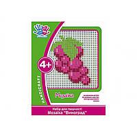 """Набір для творчості """"3D Мозаїка: Виноград"""" 1 Вересня 951048"""