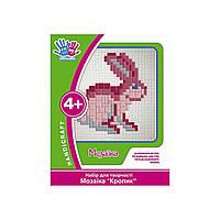 """Набір для творчості """"3D Мозаїка: Кролик"""" 1 Вересня 951053"""