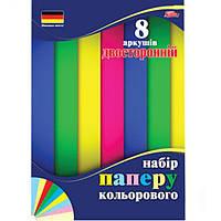 Набор цветной бумаги 8 листов N51522453