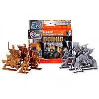 Набір середньовічних воїнів Технокомп 4272