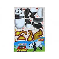 Пазли 3D Панда (4в1) 3119