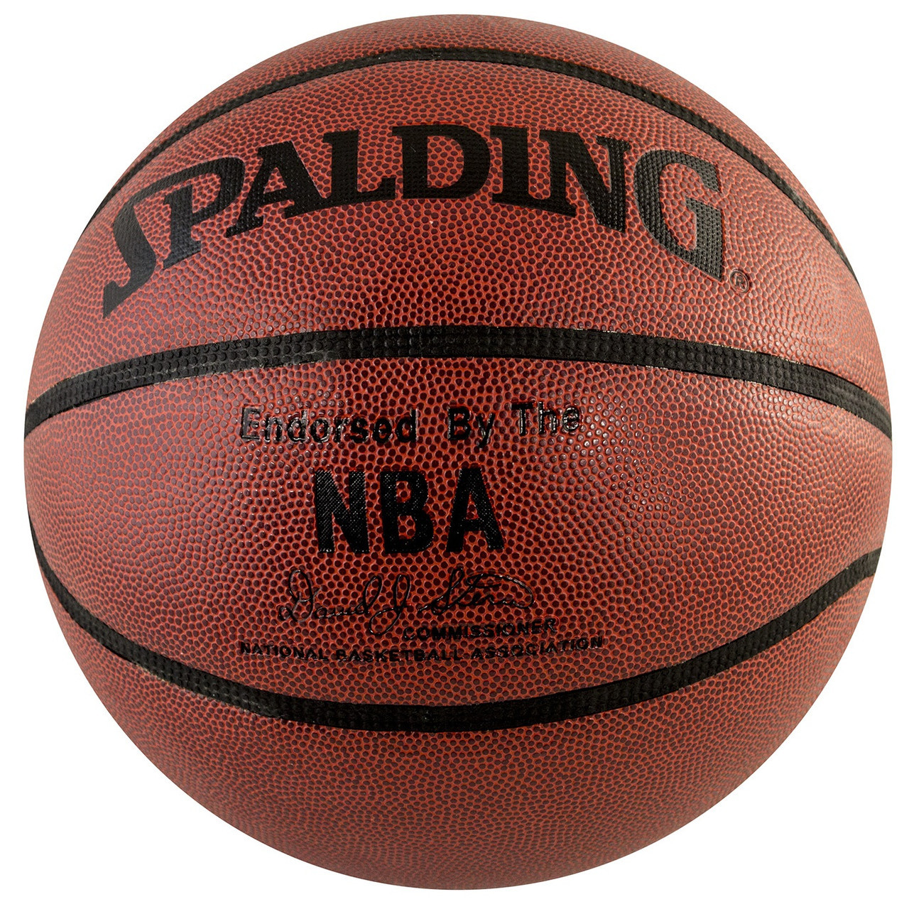 "М'яч баскетбольний ""Spaldig NBA Authentic David Spein"" №SPL-25569-13"