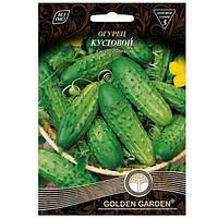 Семена Golden Garden Гигант Огурец Кустовой 10 г N10854186