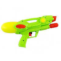 Пістолет водяний з насосом, в кульку 25см 2823-7