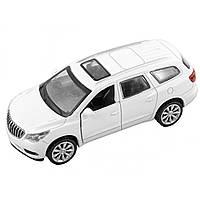 Машина металева Buick Enclave Автопром, відчиняються двері, в коробці 67327