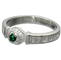 Серебряное охранное кольцо 1022к-02