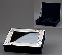 Шкатулка для украшений с зеркалом 19*14*5 см 027B