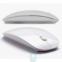 Мышь беспроводная Apple Slim белая Код:23409