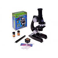 Мікроскоп, аксесуари в коробці 19х8,5х24см C2119/1005586