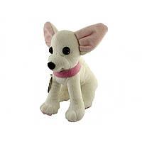 М'яка іграшка Тигрес Собачка чихуахуа СО-0095 біла