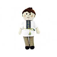 М'яка іграшка Левеня Хлопець-українець К368Х