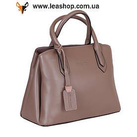 Жіноча шкіряна сумка з натуральної шкіри