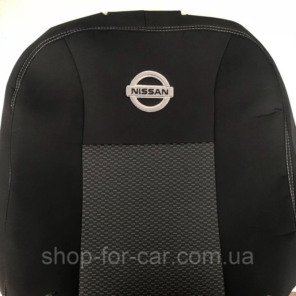 ab2aa603b8dc Авточехлы Nissan Qashqai 7 мест EMC Elegant - Интернет-магазин Iva-avto в  Харькове