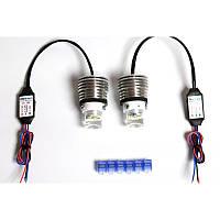 Комплект светодиодных дневных ходовых огней ProBright SDRL VAG, фото 1