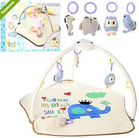 Развивающий коврик для новорожденных  с проектором 63556 ***