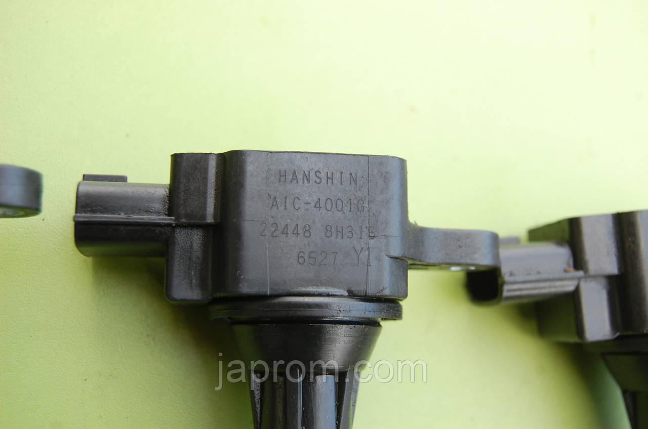 Катушка зажигания Hanshin AIC-4001G 22448 8H315 Nissan X-Trail 2,0 2,5 бензин