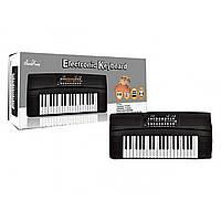 Синтезатор SK373337 клавіш, 4 ритми, 3 тони, від мережі, в коробці 62х19х7см