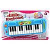 Піаніно на батарейці 2 режиму, 3 кольори на планшеті 29 х18х3см (120) №FL9303 C