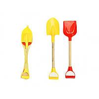 Пісочний набір лопатка 45 см (72) (144) KI №990-991 A