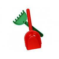 Пісочний набір лопатка, граб №ПЛ013
