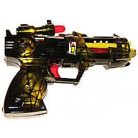Пістолет музикальний 215 в кульку 17х12см