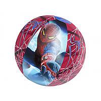 М'яч пляжний Spider-Man BW98002 51см в коробці