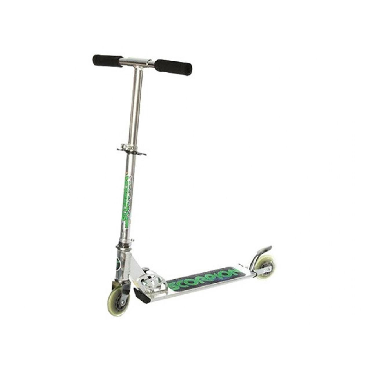 Самокат алюмінієвий, 2 колеса   №JR2-010