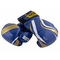 Рукавиці боксерські Club BWS Flex 10oz