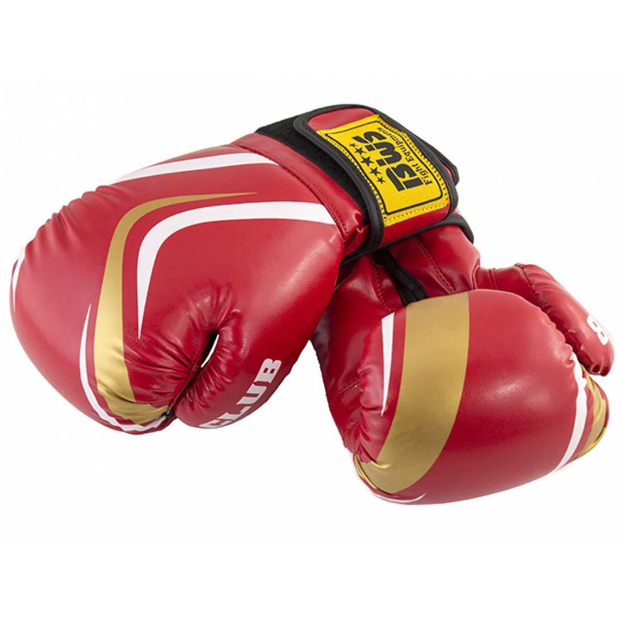 Рукавиці боксерські Club BWS Flex 8oz