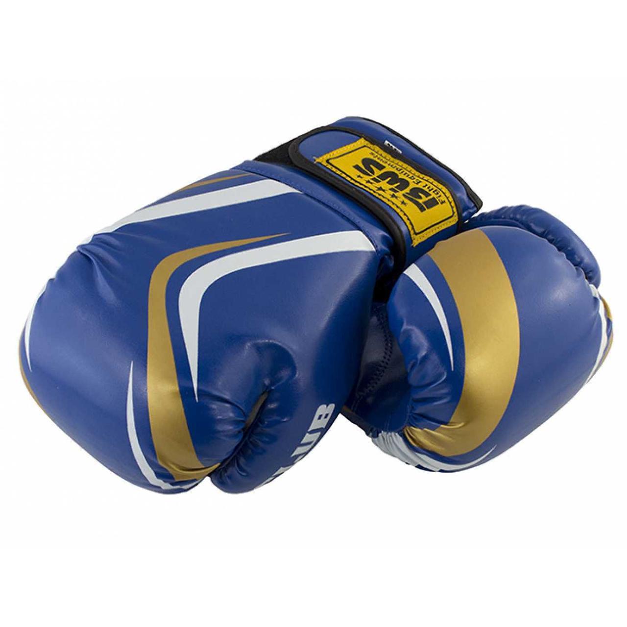 Рукавиці боксерські Club BWS Flex 12oz
