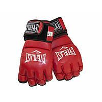 Рукавички кікбокс. EV MMA-364 L червоні №DX-41-58