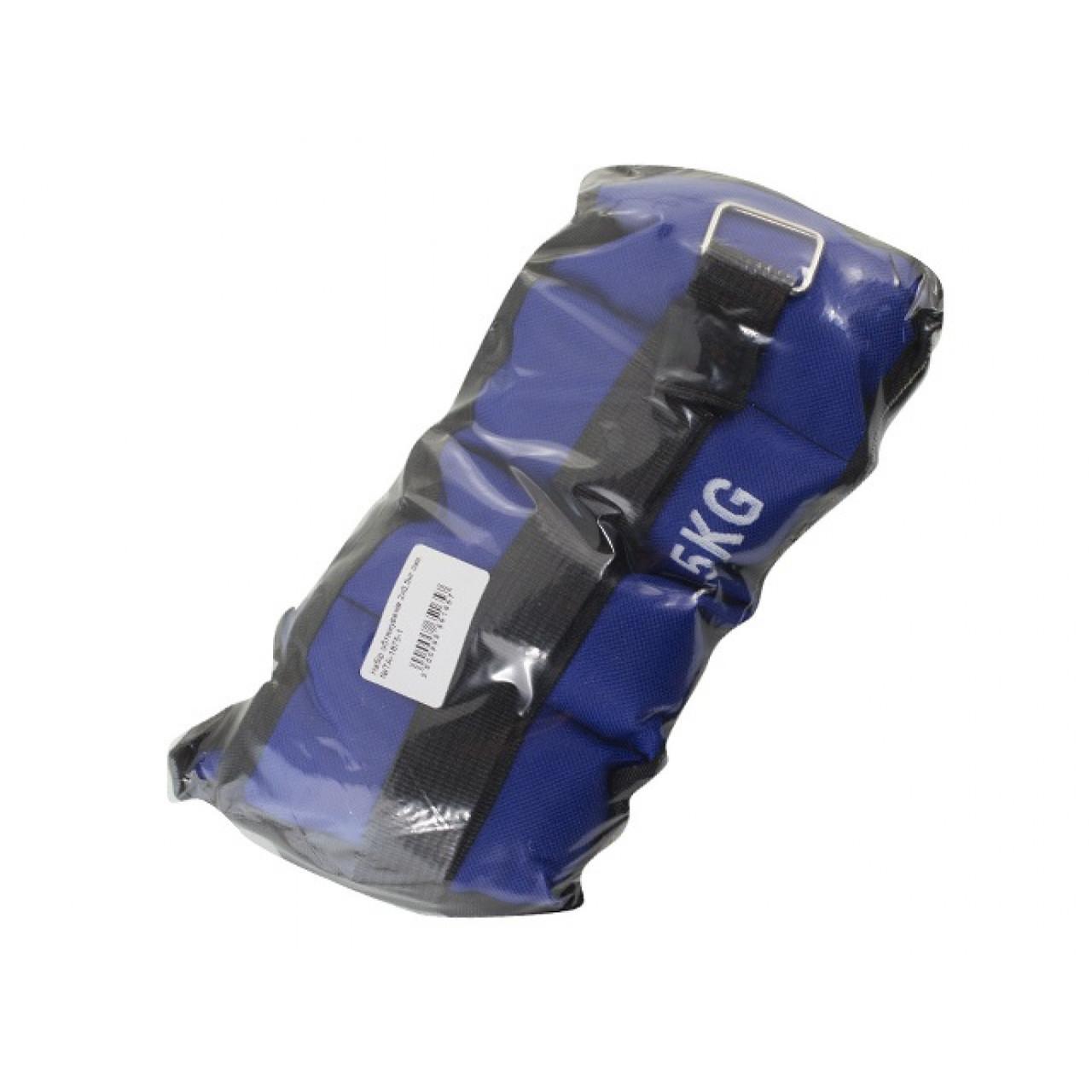 Набір обтяжувачів 2 х1 кг синій №TA-1875-1