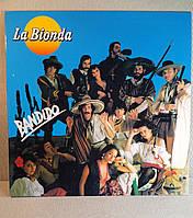 CD диск La Bionda - Bandido