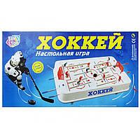 Хокей на штангах JT0701 (російською) в коробці 53,5х29х6см