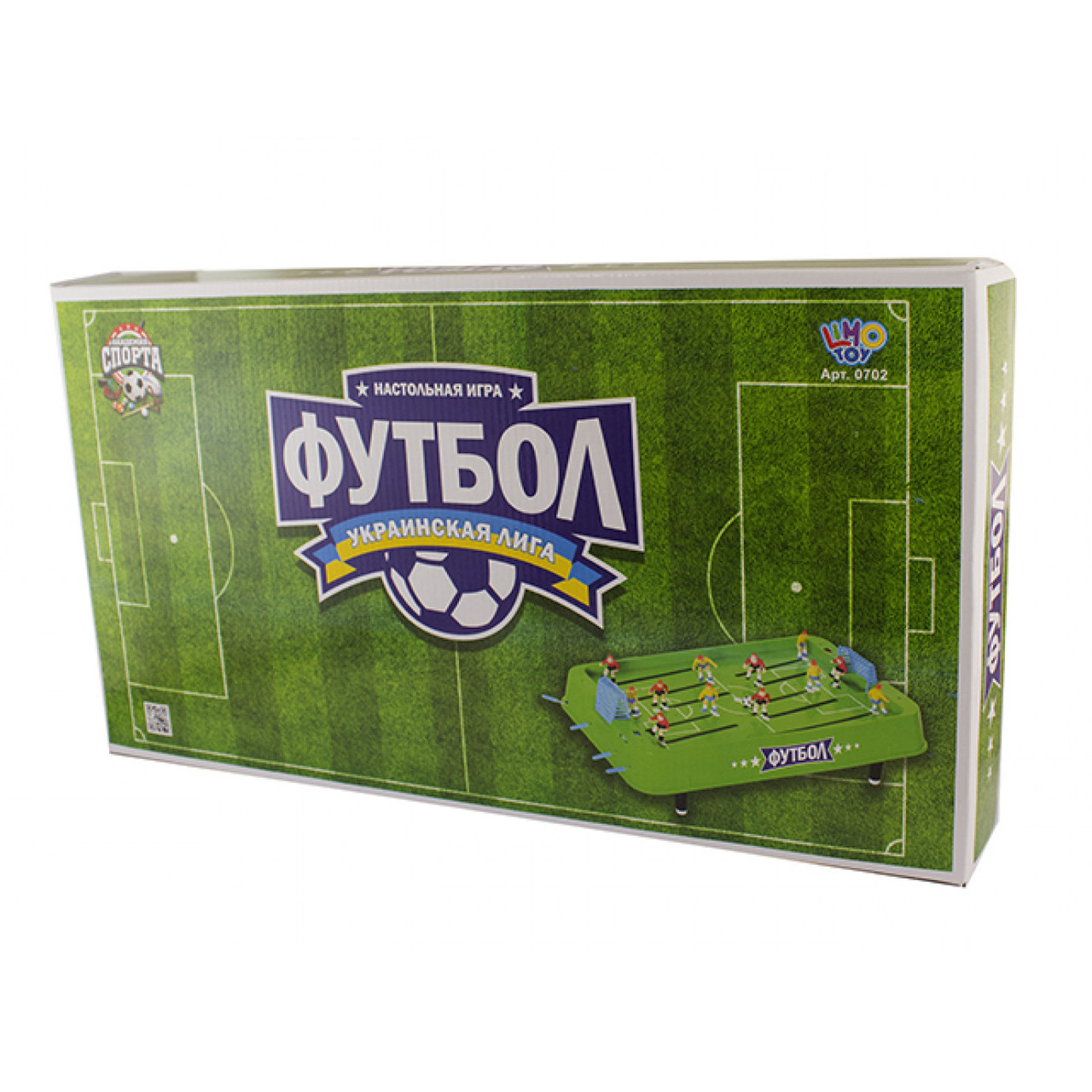 Футбол на штанг.,рос.,54х29х6см №JT0702(24)