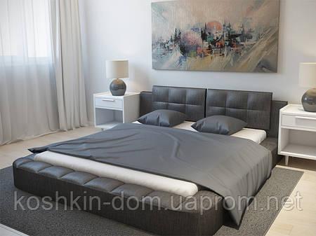 Кровать двуспальная Wery Low 160*200